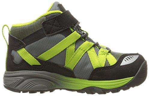 Keen–Scarpe per bambini Unisex versatrail Mid WP C 1015202ragazzi & ragazze scarpe, trekking Stivali, Stivali, Stivali OLIVE/MACAW