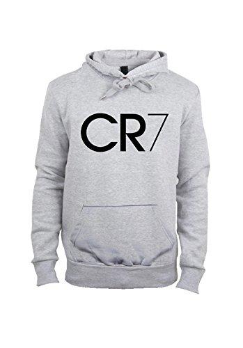 CR7-Set Jogging Trainingsanzug Grau - Grau