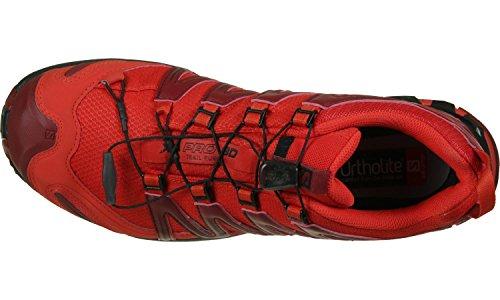 Salomon XA Pro 3D, Chaussures de randonnée homme Fiery Red