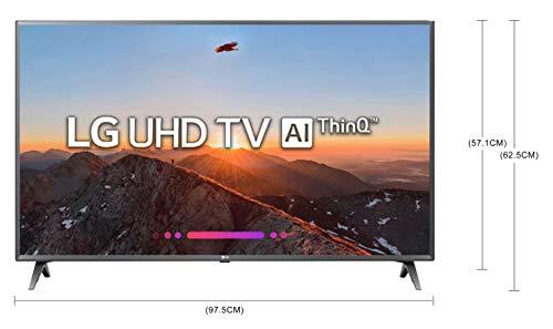 Compare LG 4K UHD LED Smart TV 43UK6560PTC   compareye com