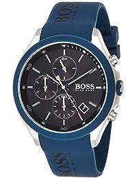 Hugo BOSS Reloj Analógico para Hombre de Cuarzo con Correa en Silicona 1513717