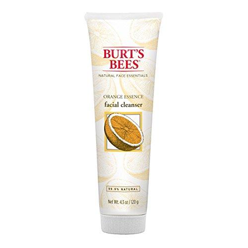 BURT'S BEES - Orange Essence Facial Cleanser - 4.3 oz. (120 ml) -
