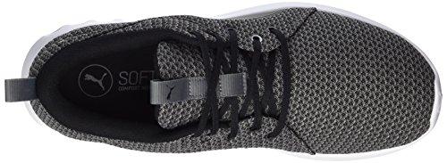 Puma Carson 2 Knit, Scarpe Sportive Outdoor Uomo Grigio (Quiet Shade-black)