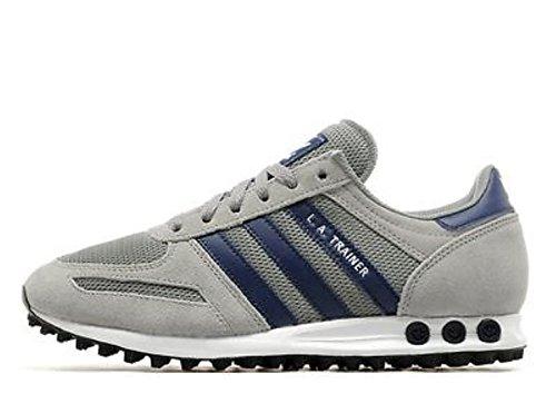 Adidas Originals LA Trainer Herren Men´s Sneaker Schuhe AQ2994 grau Gr. 46 (Originals Adidas Trainer)