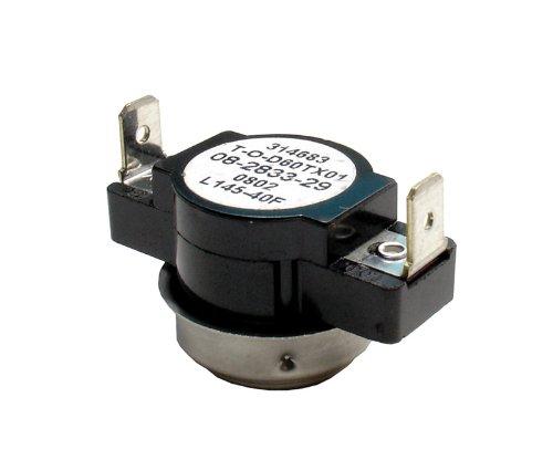 PROTECH 425057Limit Switch mit Auto Reset und Flangeless airtstream