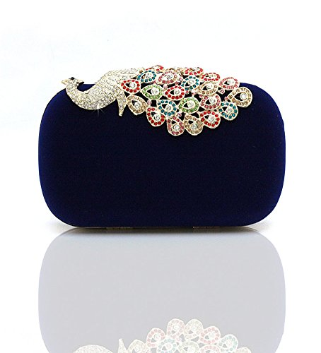 borsa-da-sera-mini-pavone-diamante-mano-pochette-package-banchetto-a