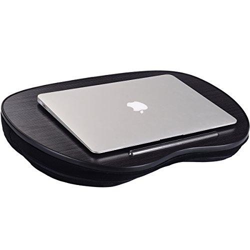 Lap Desk Nnewvane Genouillère Multifonction pour Support Ordinateur Portable Genoux MacBook iPad comme Portable Pilliow Coussin Confortable