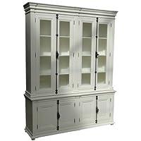 Comparador de precios Casa-Padrino Shabby Chic Cottage Style Buffet Cabinet Cabinet 190cm ModF9 - Dining Room Cabinet - precios baratos