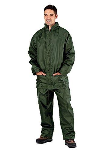 ProClimate 2040 Herren Wasserdichte Anzug Olive