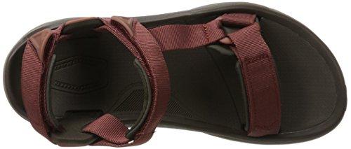 Teva Terra Fi 4, Chaussures de Randonnée Hautes Homme Rouge (Redwood)