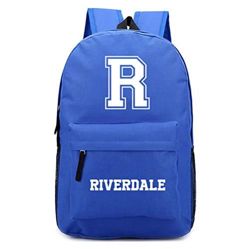Personalisierte Anpassung Rucksack Teen Rucksack Stilvoller Tagesrucksack - Entwerfen Sie Ihren eigenen Schulrucksack für Mädchen und Jungen(,Blau,12.2×17.7 - Vorteile Karte Kostüm