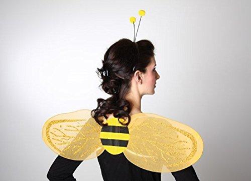 Set: Bienenflügel und -