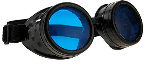 4sold Steampunk Blue Lenses...