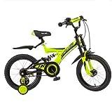 &Poussette de bébé Les garçons et Les Filles de Bicyclette d'enfants amortissent Le Chariot de bébé de vélo d'enfants DE 16 Pouces ( Color : # 2 )