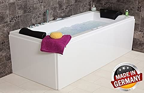 Whirlpool Bathtub Relax Professional Made in Germany 180 / 190