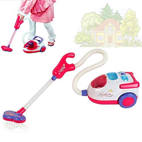 1PC niños Aspirador juguete pequeño ayudante juego