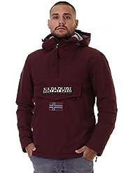 Napapijri RAINFOREST Winter Huckleberry Hombre 3X L