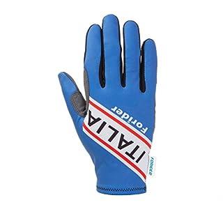 DXG&FX Sommer Radhandschuhe Full Finger Handschuhe Radfahren Lange MTB-Handschuhe für Männer und Frauen Fahrerausstattung und All-C M