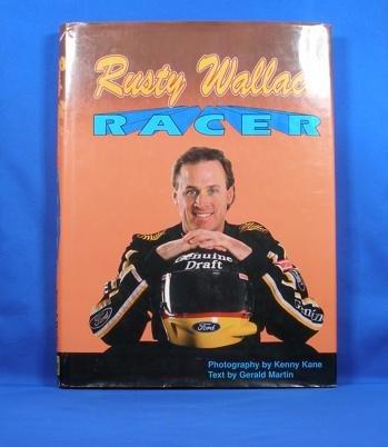 Rusty Wallace, Racer (Aztex Motorsports Series) por Gerald Martin