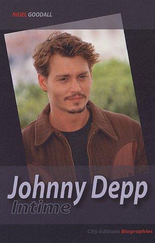 Johnny Depp : Intime