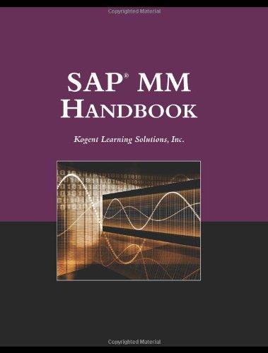 Download Sap Mm Handbook (SAP Books) PDF - CortneyLanford