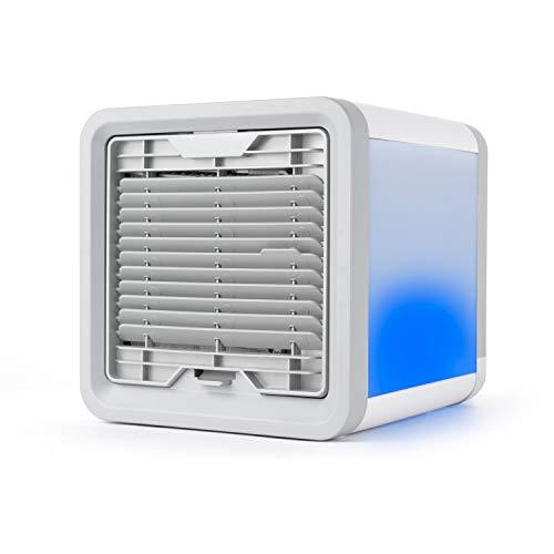 Taurus R300 - Mini climatizador evaporativo, Mini cooler, Aire acondicionado portátil, Mini ventilador...
