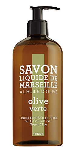 Compagnie de Provence Terra by Flüssigseife Grüne Olive 500 ml
