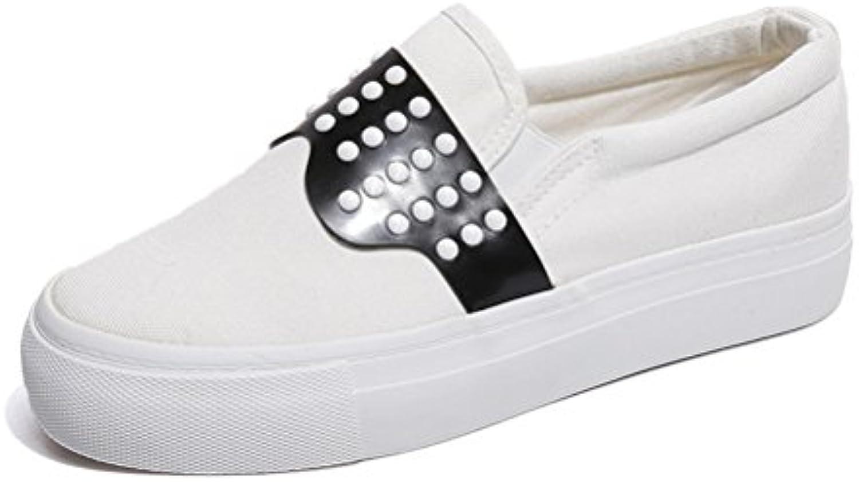 RESPEEDIME Plateforme Femme - Blanc Blanc Blanc - Blanc, 36.5B07DFP2VG1Parent | Techniques Modernes  | à Bas Prix  a9601e