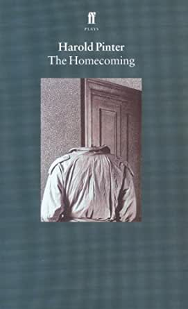 essays on the homecoming by harold pinter Harold pinter's 'the birthday party' tells the story of several characters at an english pinter and other reading and understanding essays in.