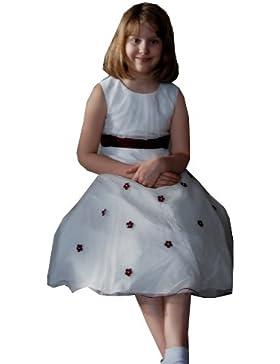 Blumenmädchen Kleid, Streuengel, Festkleid für Mädchen