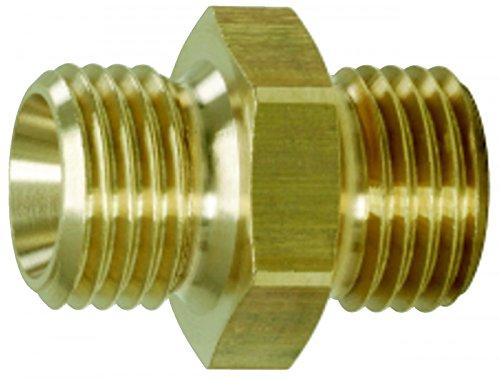 KS Tools 515.3381 Raccords d'air comprimé 3/8″G x 3/8″G clé 19 mm Longueur 23 pas cher