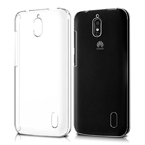kwmobile Hülle für Huawei Y625 - Crystal Case Handy Schutzhülle Kunststoff - Backcover Cover Klar Transparent
