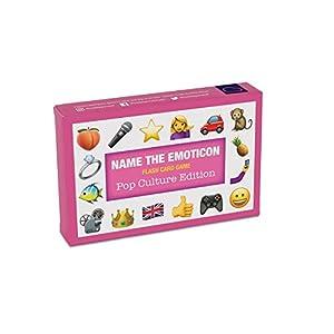 Bubblegum Stuff Name The Emoticon-Pop Juego de Cartas de Cultura