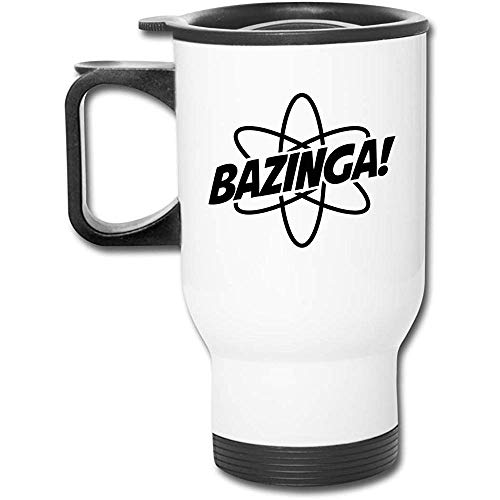 Little Yi Bazinga Edelstahl Travel Mug Kaffeetasse
