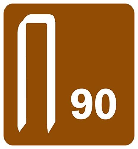 Rapid, 5000103, Agrafeuse Pneumatique, Pour les travaux professionnels, Airtac, PBS151, PRO
