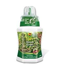 Compo 1200602005 Concime per Bonsai, 250 ml, Verde