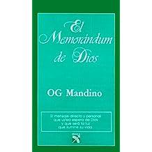 El Memorandum de Dios / God's Memorandum