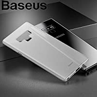 Baseus Galaxy Note 9 0.45mm Ultra Slim Wing Pc Kılıf ŞEFFAF