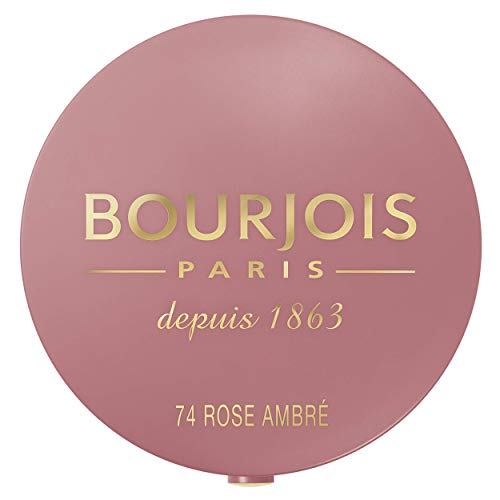 Bourjois Little Round Pot Blusher - 74 Rose Ambre -