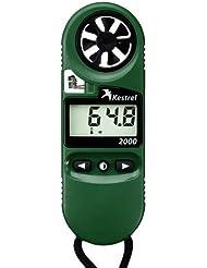 Kestrel 2000 Pocket-Thermo Windmesser