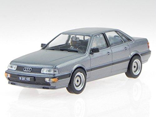 Audi 200 grau Modellauto Diorama Altaya 1:43
