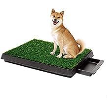 HYHY-O-O - Alfombrilla de Entrenamiento para Perro o Cachorro Portátil, Tamaño Grande,