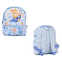Peter Rabbit Childrens Rucksack Backpack Enid Blyton School Kids Cartoon Bag