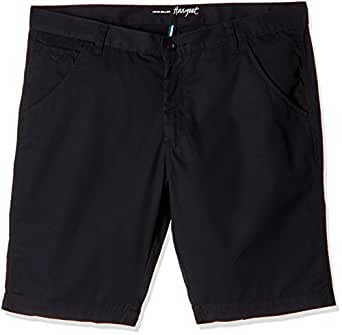 John Miller Men's  Shorts (8907130583873_VT0059_34_Black)