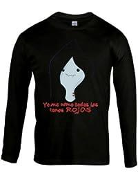 Camiseta de Hora de Aventuras -Marceline- manga larga (Talla: TALLA-XL)