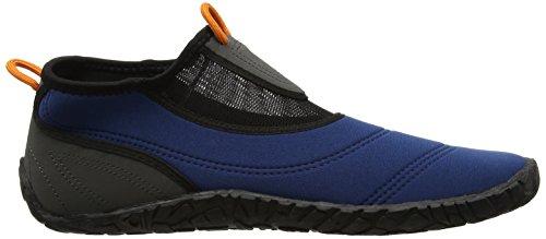 Do Aqua Sapatos Desportivos Esfera Beachwalker Xp Água Badeschuhe Praia Sapato Azul-laranja