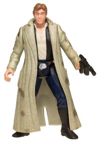 Star Wars Hasbro Figurine Han Solo in Endor Gear