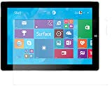 dipos I 2X Panzerfolie matt passend für Microsoft Surface 3 (10,8 Zoll) Schutzfolie 9H Bildschirmschutz-Folie