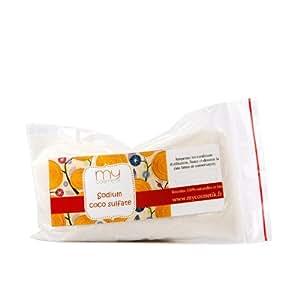 Sodium coco sulfate - Poids : 100 g - MyCosmetik