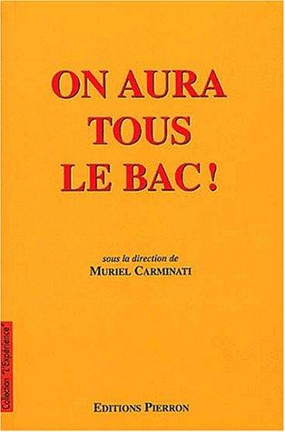 On aura tous les bac ! : Témoignages sur le foyer d'accompagnement scolaire MJC de Cirey-sur-Vezouze